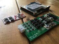 【ものづくり】ポータブルバッテリー開発<2>ようやく完成!LiFePO4 12.8vユニット!