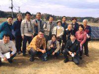 【視察報告】市民電力連絡会 春の強化合宿ー福島復興再エネ探訪ツアー